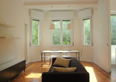 Ristrutturazione e progetto interni appartamento