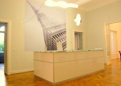 Ristrutturazione e progetto di interni di uffici